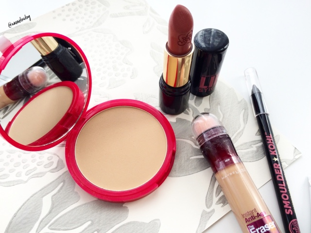 top repurchased makeup NC40