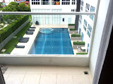 pool view apartment     to rent in South Pattaya Pattaya