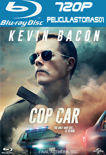 Cop Car (Coche Policial) (2015) [BRRip 720p/Dual Latino-ingles]