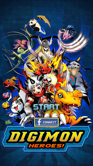Digimon Heroes Para Android