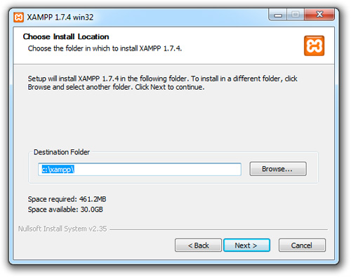 Cara Download dan Install XAMPP di Windows