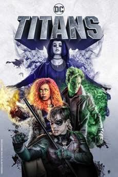 Baixar Série Titans 1ª Temporada (2018) Dublado e Legendado Torrent Grátis