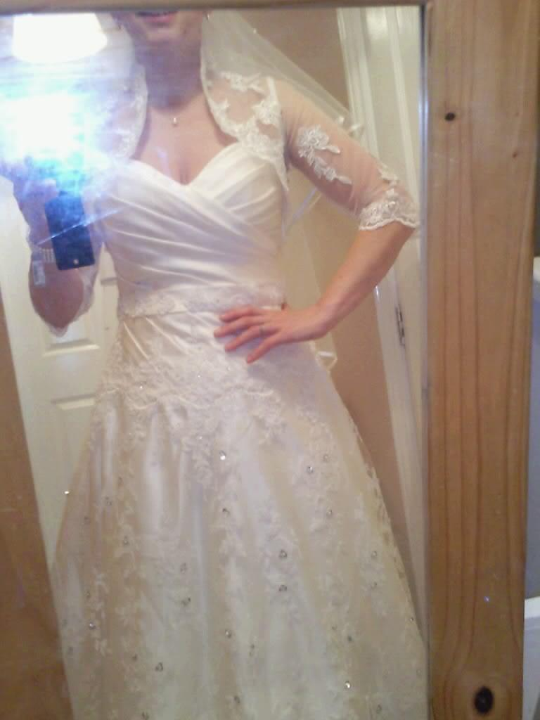 Subject: Lace Wedding Gowns