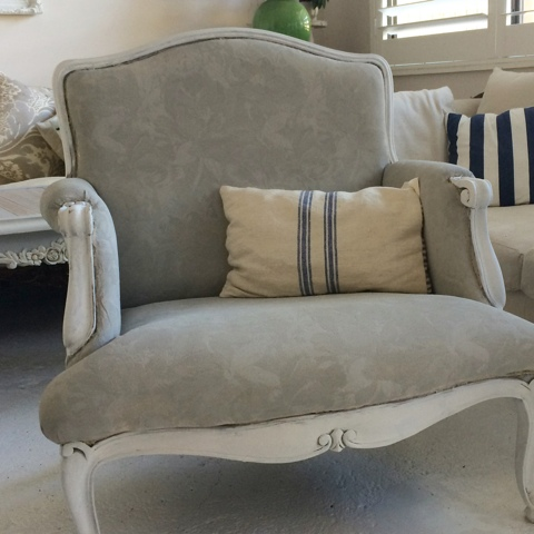 Painting Chairs With Chalk Paint