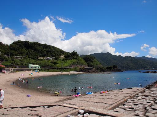 [写真]小土肥海水浴場