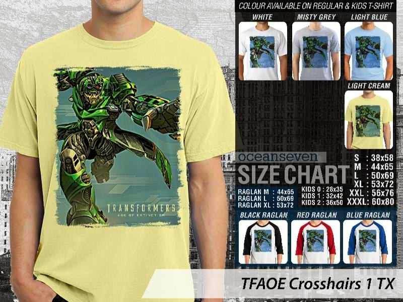 KAOS film Transformers osshairs 1 Transformers Age of Extinction distro ocean seven