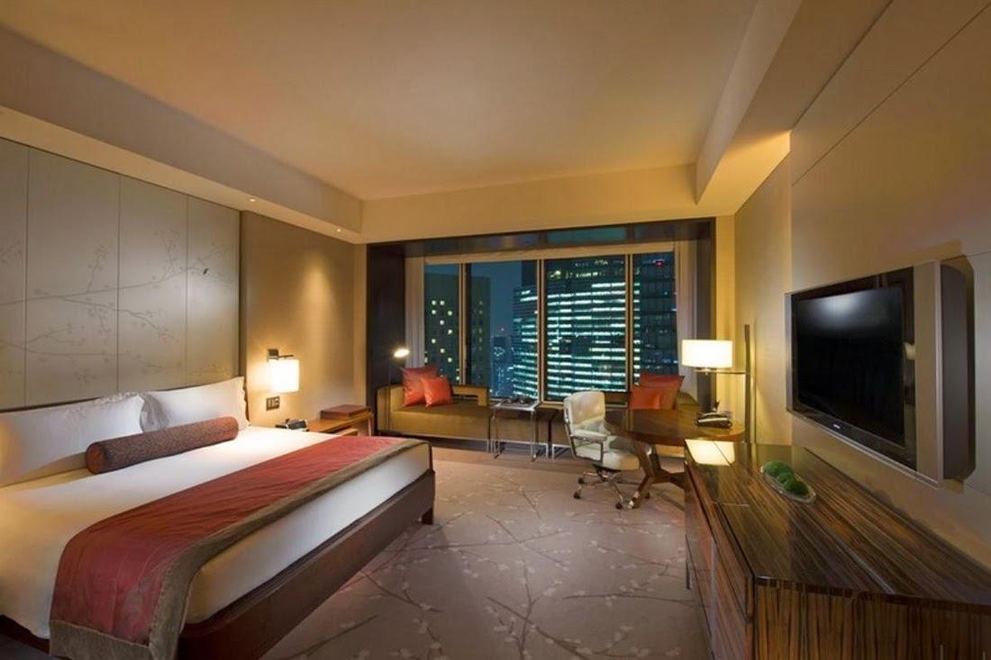 東京康萊德酒店Conrad Tokyo