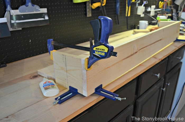 Clamps and Corner Clamp