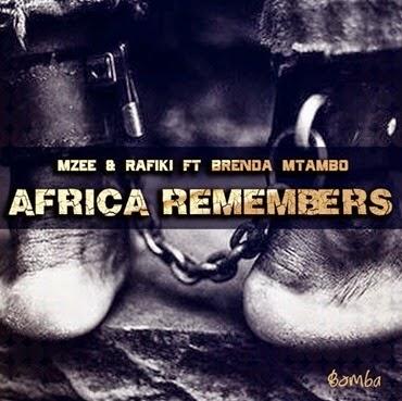 Só-9dades Mzee & Rafiki-Africa Remembers-2015-