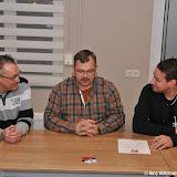 Contractverlenging hoofdtrainer Gert de Wal PJC - Foto's Harry Wolterman