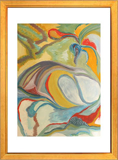 Hummingbird (oils, 2003)