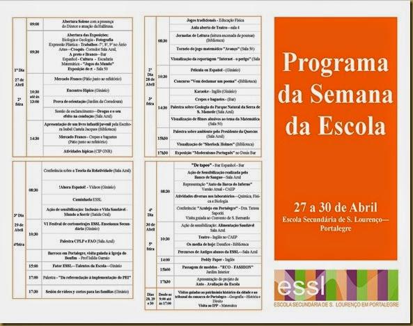 Programa ESSL