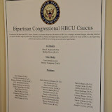 Congressional HBCU Caucus Launch Event