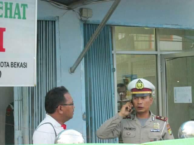Dua Anggota Polresta Babak Belur Di Hajar Okum Tentara