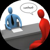 контент-менеджмент по запросам клиента