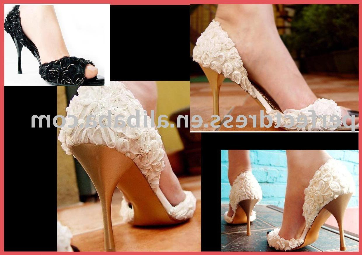 shoes for winter wedding