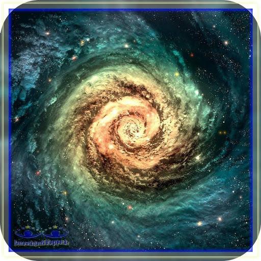 Piękno wszechświata - Przestrzeń Kosmiczna Spiralna Galaktyka - DuchowyUzdrowiciel