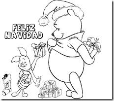 navidad winnie blogcolorear (15)