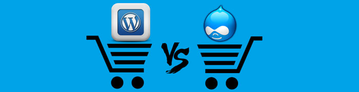 Post image for WordPress or Drupal: Which One is best for an eCommerce Shop?