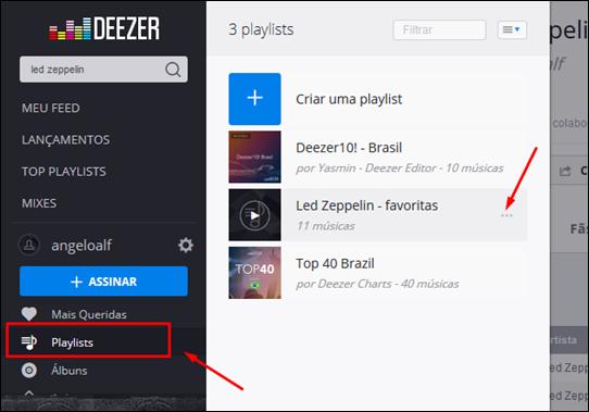 Widget com player para ouvir músicas no seu blog - Visual Dicas