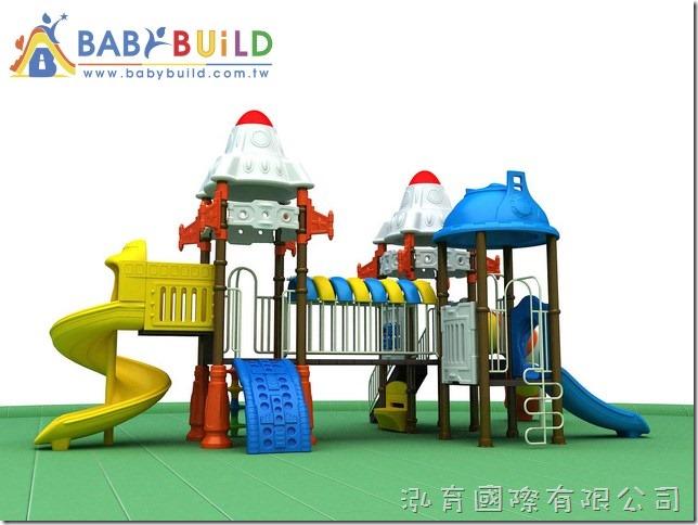 BabyBuild 戶外遊戲器材規劃