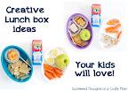 Cretive Lunchbox Ideas