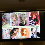 gyaru hair at Anime North 2014 in Mississauga, Ontario, Canada
