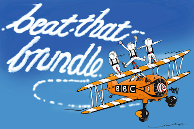 Мартин Брандл Эдди Джордан Джейк Хамфри Дэвид Култхард BBC Сильверстоун комиксы Jim Bamber Гран-при Великобритании 2012