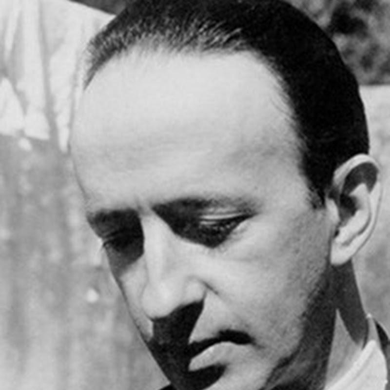 Murilo Mendes: biografia, frasi, poesie e testi tradotti