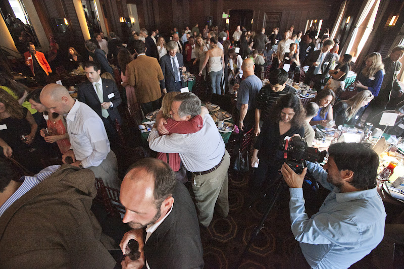 Sep 27, 2011; San Francisco, CA, USA;Amazon Watch 15th Anniversary & Fundraising Luncheon held at the Julia Morgan Ballroom in San Francisco.© Copyright 2011 by Eric SlomansonMandatory credit: Photo by Eric Slomanson / slomophotos.com