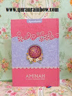 Quran Rainbow, Quran Rainbow Terjemah, Quran Rainbow Tajwid, Quran Rainbow terjemah dan tajwid, Quran Rainbow Mushaf Aminah