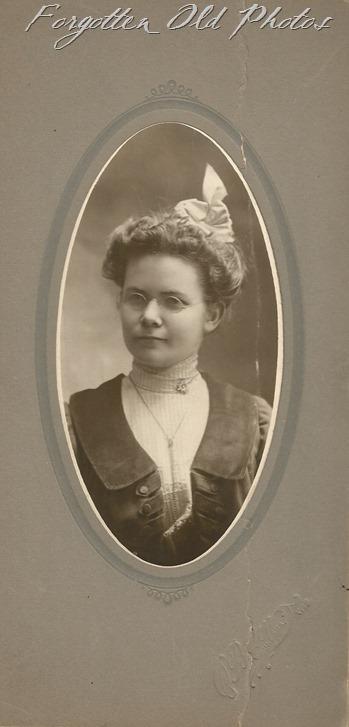Aunt Ida Hughes Wahpeton Ant