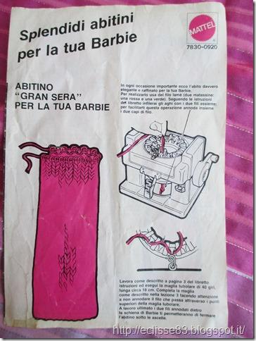 Maglieria Magica Barbie 7