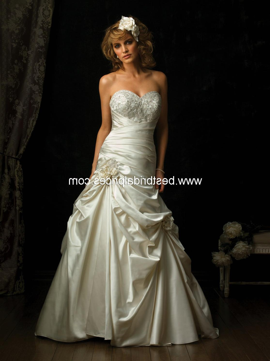 Allure Wedding Dresses - Style