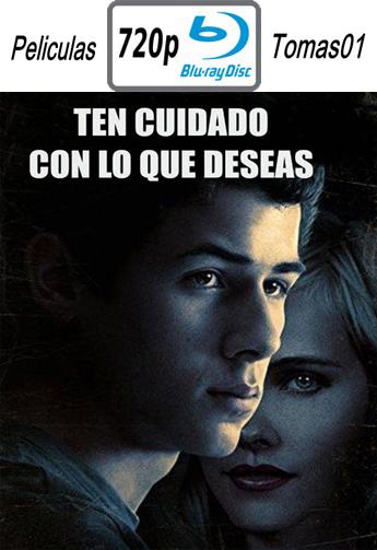 Ten Cuidado con lo que Deseas (2015) [BDRip m720p/Dual Castellano-ingles]