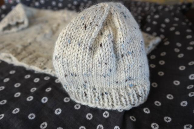 baby barley hat