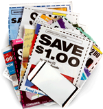 [clipping coupons]