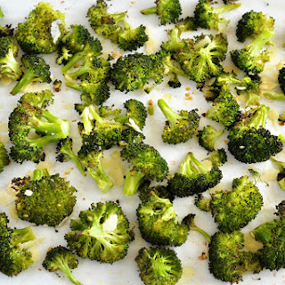 Parmesan Roasted Broccoli Recipes