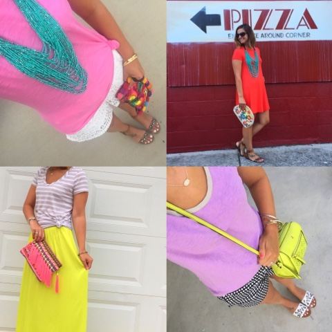 july favorites, maxi skirt, swing dress, boho chic, preppy style, ootd, outfits