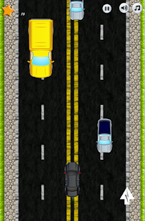 Car Racing City Traffic Game - screenshot