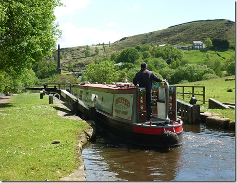 5 entering old royd lock 17