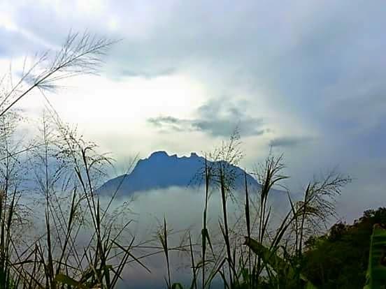 gunung kinabalu,mount kinabalu,puncak gunung, ranau, sabah