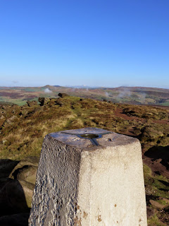 The Roaches Summit Trig Point