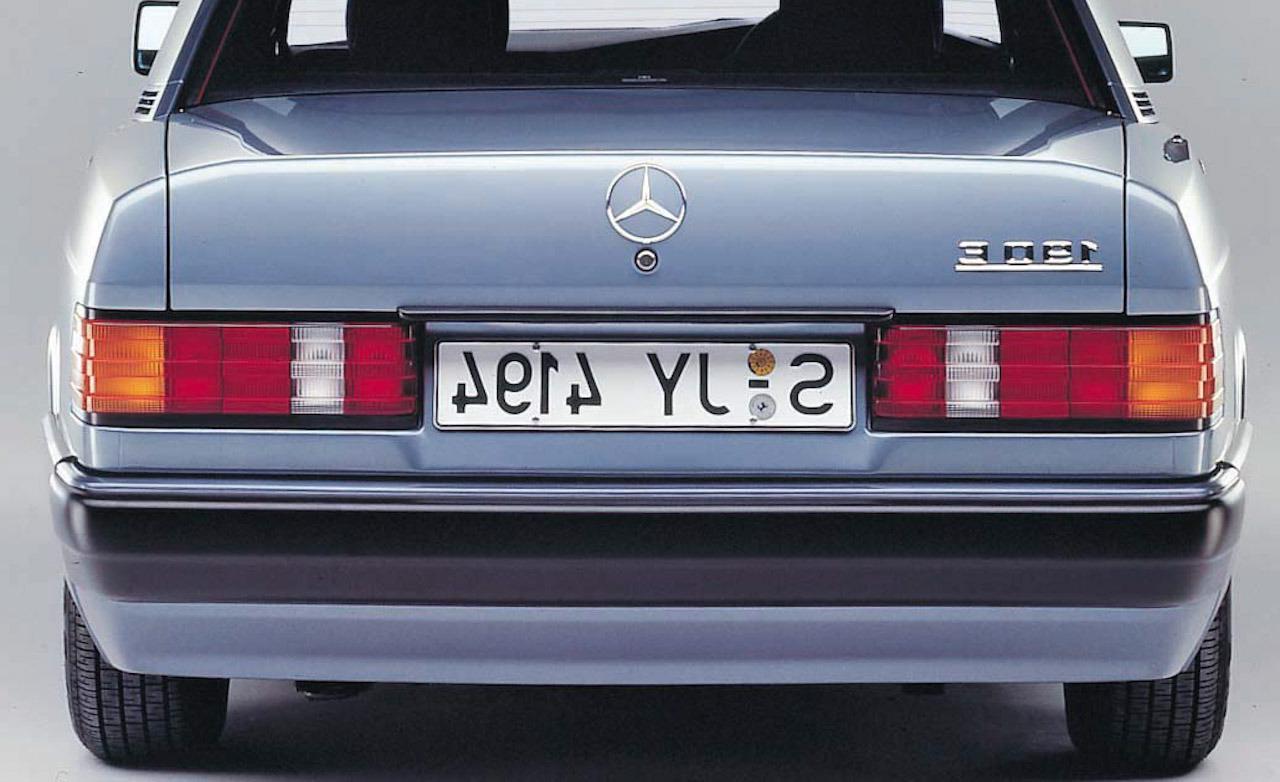 1982-1993 Mercedes-Benz 190E