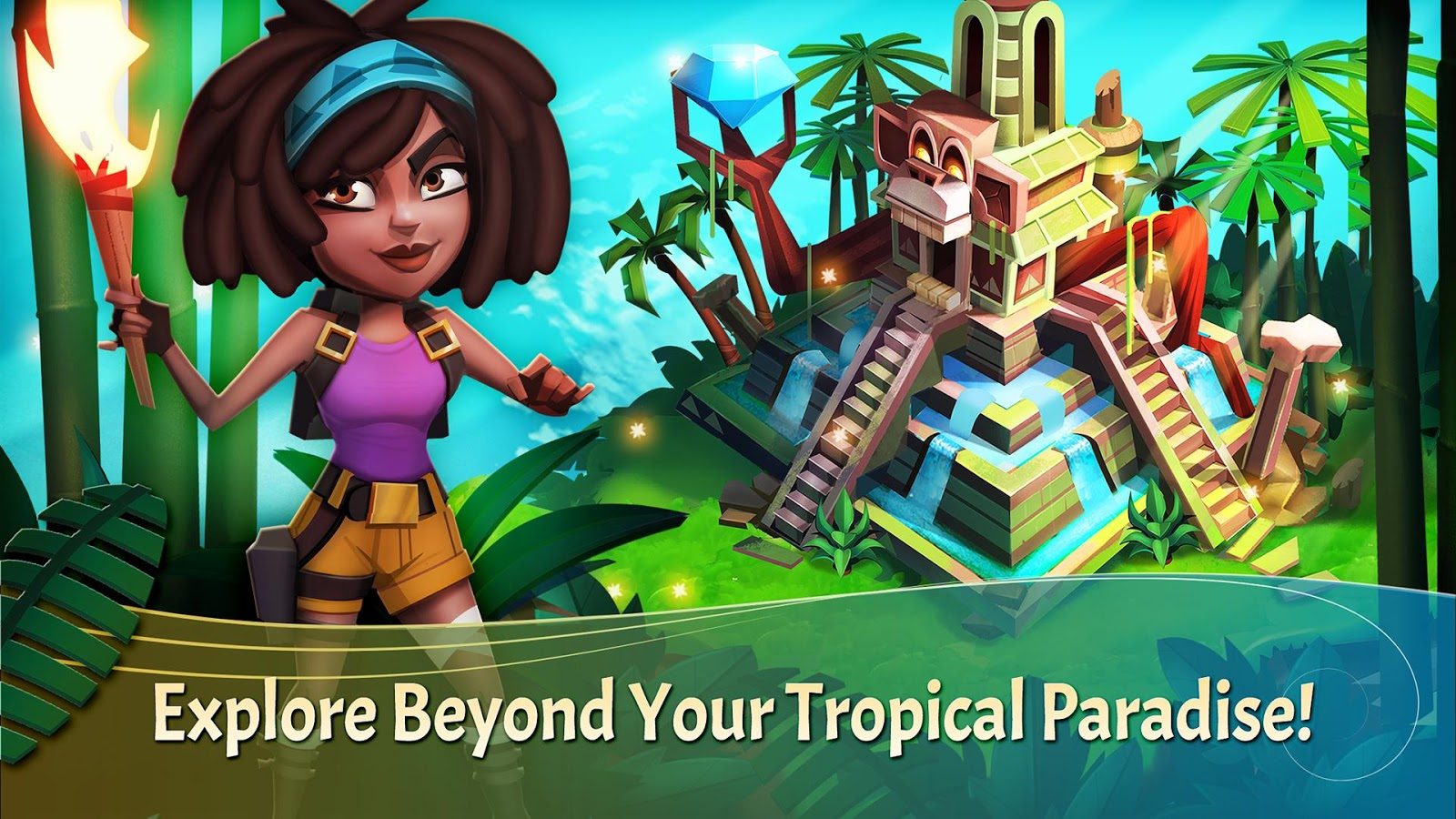FarmVille: Tropic Escape Screenshot 1