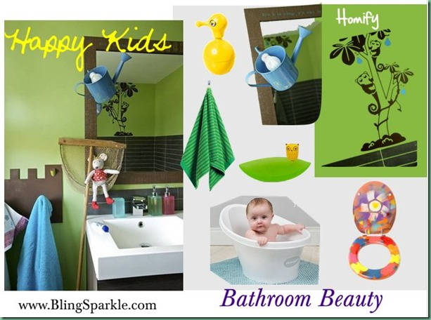 Bathroom decor ideas for kids