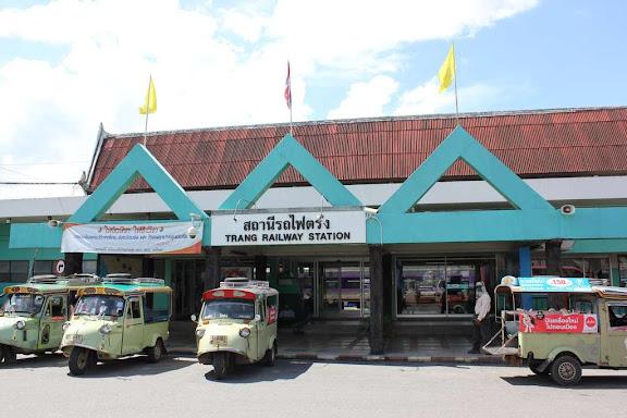 Vlakové nádraží Trang