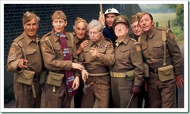 dads army cast