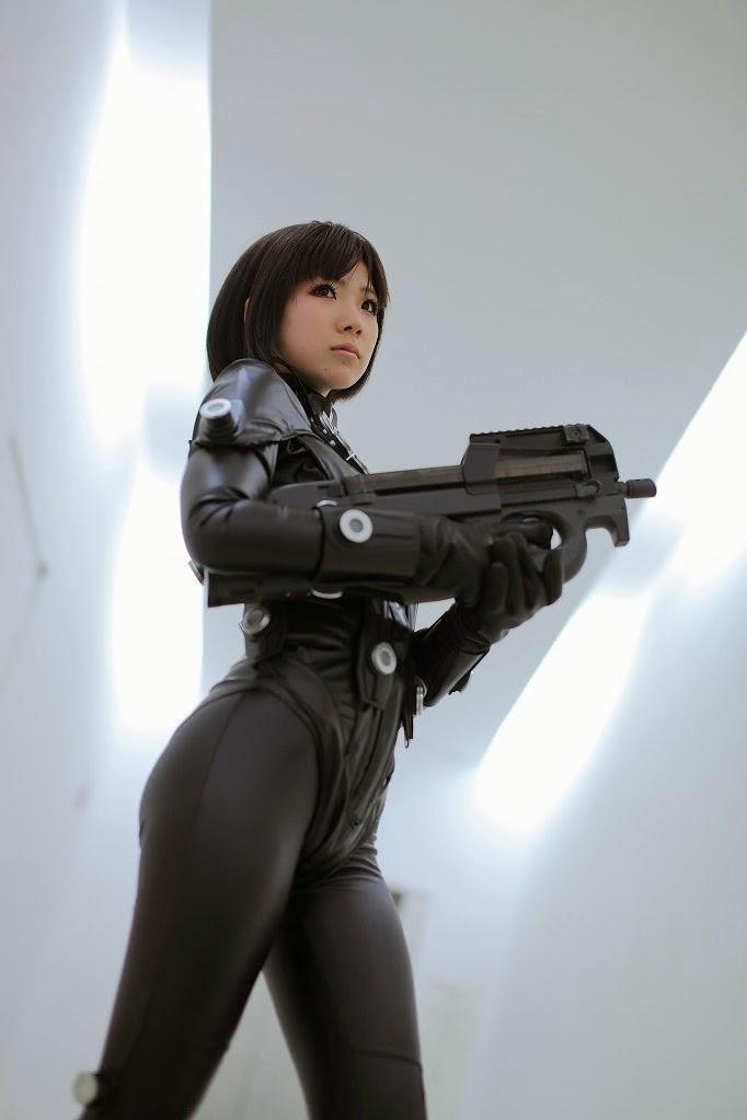 Nữ chiến binh Kei Kishimoto xinh đẹp trong Gantz - Ảnh 2