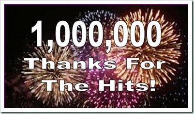1 million thanks